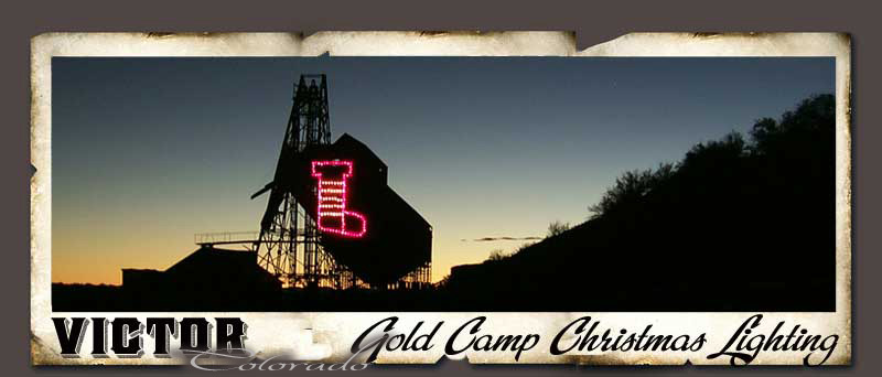 Gold Camp Christmas