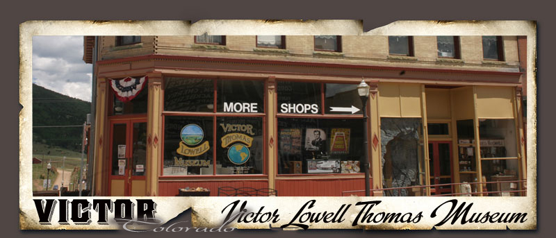 Victor Lowell Thomas Museum